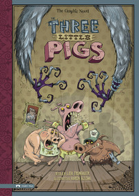 The Three Little Pigs (The Graphic Novel) by Lisa Trumbauer, Aaron Blecha, 9781434213952