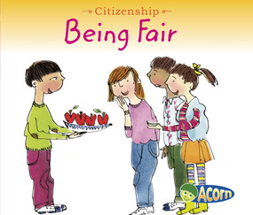 Being Fair - 9781403494917 by Cassie Mayer, Mark Beech, 9781403494917