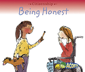 Being Honest by Cassie Mayer, Mark Beech, 9781403494924