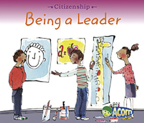 Being a Leader - 9781403494948 by Cassie Mayer, Mark Beech, 9781403494948