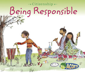 Being Responsible - 9781403494979 by Cassie Mayer, Mark Beech, 9781403494979
