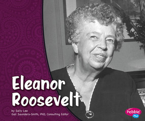 Eleanor Roosevelt - 9781429656030 by Sally Lee, Carl Anthony, 9781429656030