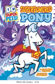 Superpowered Pony - 9781404868465 by Art Baltazar, Sarah Hines Stephens, 9781404868465