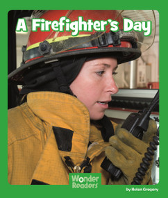 A Firefighter's Day by Helen Gregory, 9781429677936