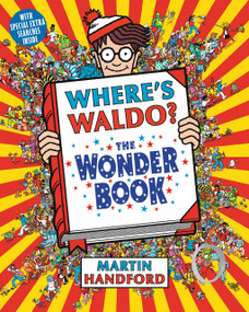 Where's Waldo? The Wonder Book - 9781536213089 by Martin Handford, Martin Handford, 9781536213089