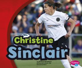 Christine Sinclair - 9781491419786 by Chelsea Donaldson, 9781491419786
