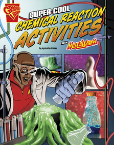 Super Cool Chemical Reaction Activities with Max Axiom - 9781491422816 by Marcelo Baez, Agnieszka Biskup, 9781491422816