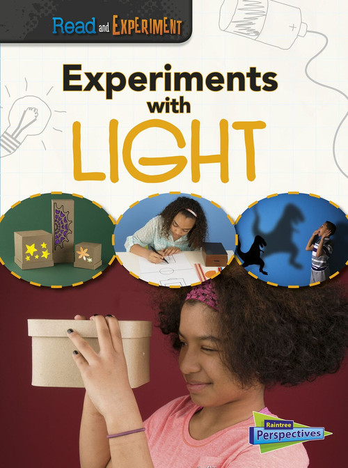 Experiments with Light - 9781410979018 by Isabel Thomas, 9781410979018