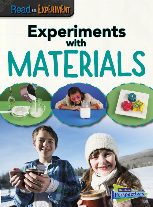 Experiments with Materials - 9781410979292 by Isabel Thomas, 9781410979292