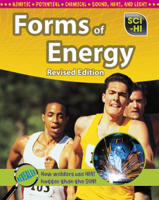 Forms of Energy by Anna Claybourne, 9781410985323