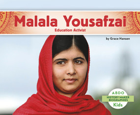 Malala Yousafzai (Education Activist) by Grace Hansen, 9781496612267
