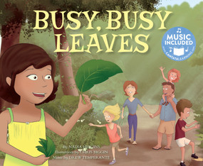 Busy, Busy Leaves by Nadia Higgins, Chris Biggin, 9781684101085