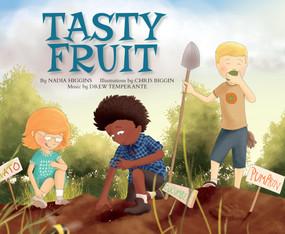 Tasty Fruit by Nadia Higgins, Chris Biggin, 9781684101122