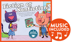 Fiction or Nonfiction? by Shannon McClintock Miller, Kathryn Durst, Emily Arrow, Emily Arrow, 9781684103027
