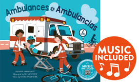 Ambulances / Ambulancias by Erin Falligant, Sr. Sanchez, Mark Oblinger, 9781684103362