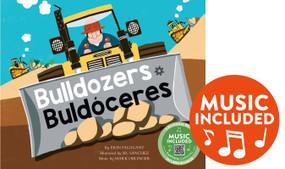 Bulldozers / Buldóceres by Erin Falligant, Sr. Sanchez, Mark Oblinger, 9781684103379