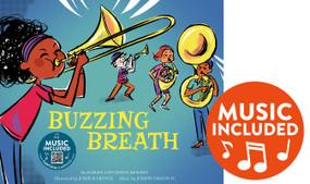 Buzzing Breath by Karen Latchana Kenney, Joshua Heinsz, Joseph Faison, 9781684103423