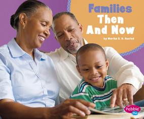 Families Then and Now - 9781977110510 by Martha E. H. Rustad, 9781977110510