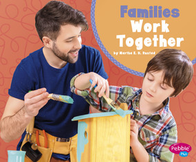 Families Work Together - 9781977110527 by Martha E. H. Rustad, 9781977110527