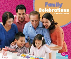 Family Celebrations - 9781977110497 by Martha E. H. Rustad, 9781977110497