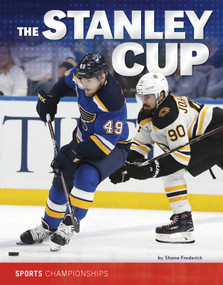 The Stanley Cup - 9781496657855 by Shane Frederick, 9781496657855