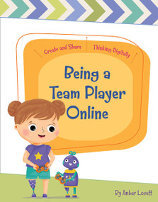 Being a Team Player Online by Amber Lovett, Rachael McLean, 9781534161443