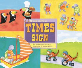 If You Were a Times Sign - 9781404852112 by Trisha Speed Shaskan, Sarah Dillard, 9781404852112