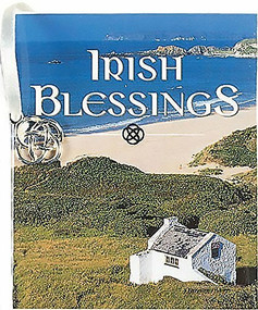 Irish Blessings (Miniature Edition) by Ashley Shannon, 9780762404506