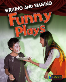 Writing and Staging Funny Plays - 9781484627730 by Charlotte Guillain, 9781484627730