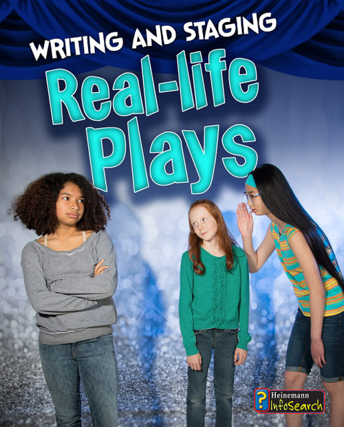 Writing and Staging Real-life Plays - 9781484627754 by Charlotte Guillain, 9781484627754