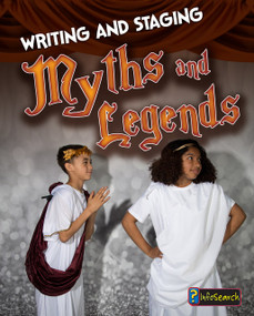 Writing and Staging Myths and Legends - 9781484627761 by Charlotte Guillain, 9781484627761