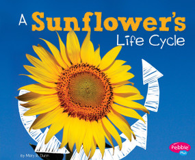 A Sunflower's Life Cycle - 9781515770565 by Mary R. Dunn, 9781515770565
