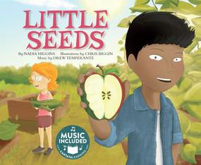 Little Seeds - 9781684101108 by Nadia Higgins, Chris Biggin, 9781684101108