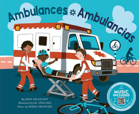 Ambulances / Ambulancias - 9781684103720 by Erin Falligant, Sr. Sanchez, Mark Oblinger, 9781684103720