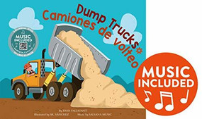 Dump Trucks / Camiones de volteo - 9781684103744 by Erin Falligant, Sr. Sanchez, Salsana Salsana Music, 9781684103744