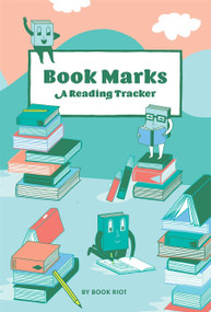 Book Marks (Guided Journal) (A Reading Tracker) by Book Riot, 9781419743573
