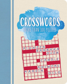Crosswords (More than 100 Puzzles) - 9781838577278 by Eric Saunders, 9781838577278