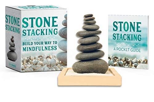 Stone Stacking (Build Your Way to Mindfulness) (Miniature Edition) by Christine Kopaczewski, 9780762469543