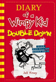 Double Down (Diary of a Wimpy Kid #11) by Jeff Kinney, 9781419741975