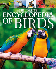 Children's Encyclopedia of Birds by Claudia Martin, 9781789506006