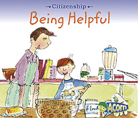 Being Helpful by Cassie Mayer, Mark Beech, 9781403494931