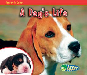 A Dog's Life - 9781432942328 by Nancy Dickmann, 9781432942328