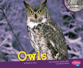 Owls - 9781429671194 by Mary R. Dunn, 9781429671194