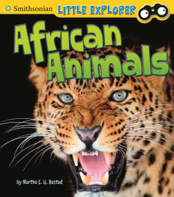 African Animals - 9781476551814 by Martha E. H. Rustad, 9781476551814