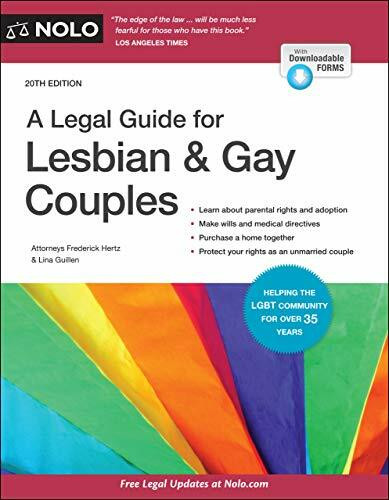 Legal Guide for Lesbian & Gay Couples, A - 9781413327649 by Frederick Hertz, Lina Guillen, 9781413327649