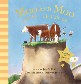 Moo and Moo and the Little Calf too - 9781988547282 by Jane Millton, 9781988547282