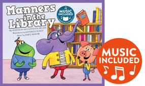 Manners in the Library - 9781684103041 by Shannon McClintock Miller, Kathryn Durst, Emily Arrow, Emily Arrow, 9781684103041