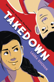 Takedown - 9780553521443 by Laura Shovan, 9780553521443