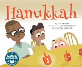 Hanukkah - 9781684102815 by Allan Morey, Mark Oblinger, Luke Séguin-Magee, Mark Oblinger, 9781684102815