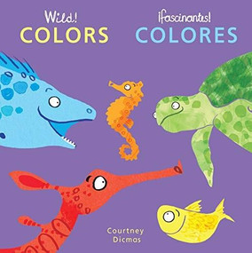 Colors/Colores - 9781786283931 by Courtney Dicmas, Courtney Dicmas, Teresa Mlawer, 9781786283931